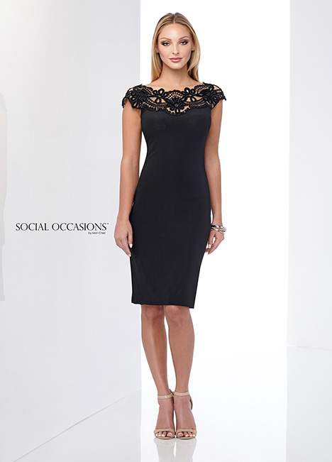 218814 Mother of the Bride                              dress by Mon Cheri : Social Occasions