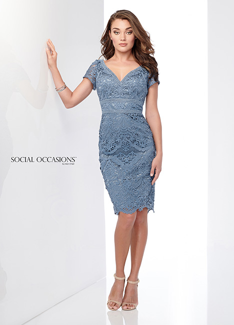 218815 Mother of the Bride                              dress by Mon Cheri : Social Occasions