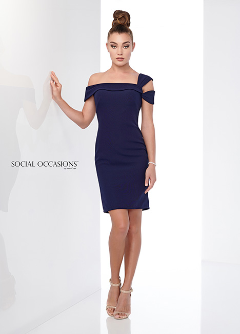 218818 gown from the 2018 Mon Cheri: Social Occasions collection, as seen on dressfinder.ca