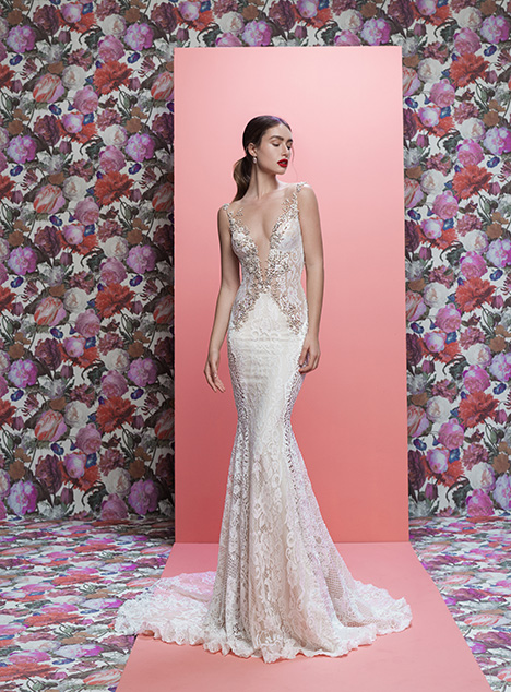 Luca Wedding                                          dress by Galia Lahav Couture