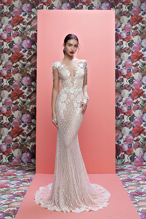 Rhiannon Wedding                                          dress by Galia Lahav