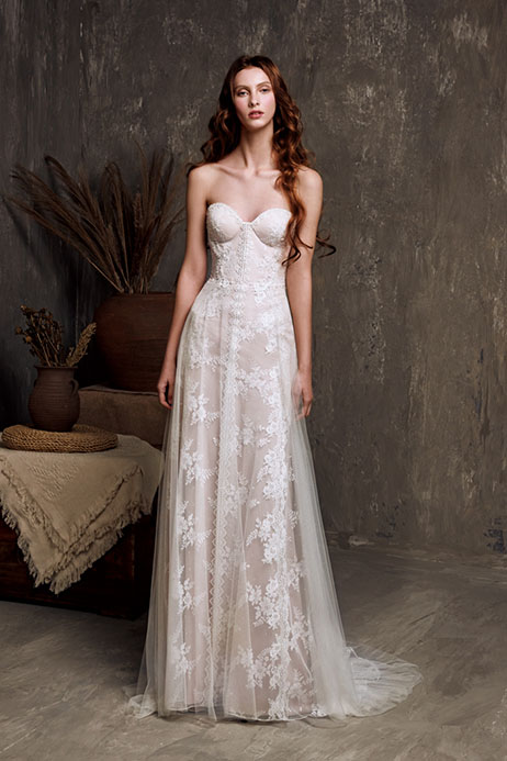 Bethany (801500226) Wedding                                          dress by Chic Nostalgia