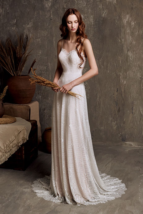 Cassia (801500177) Wedding                                          dress by Chic Nostalgia