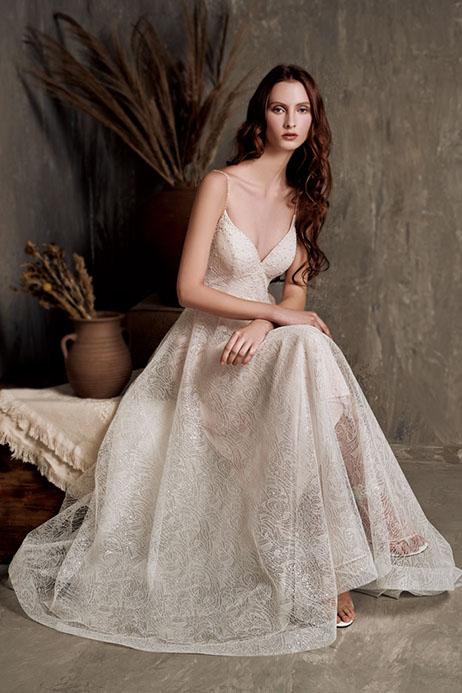 Delta (801500260) Wedding                                          dress by Chic Nostalgia