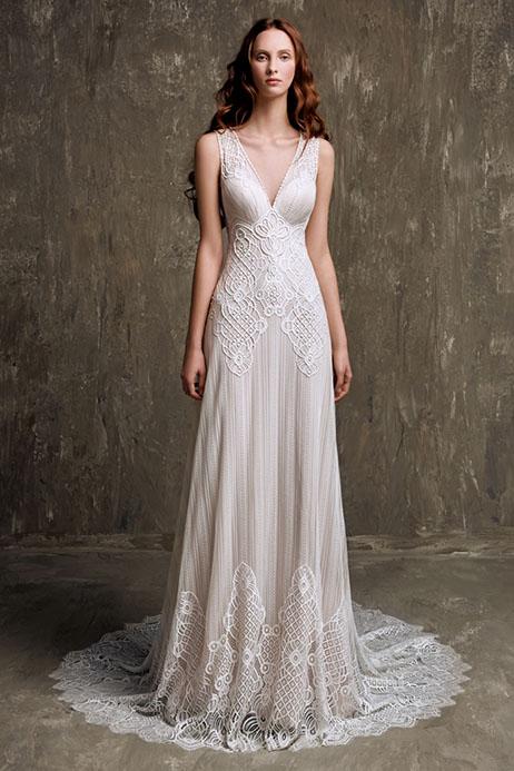 Elaina (801500151) Wedding                                          dress by Chic Nostalgia