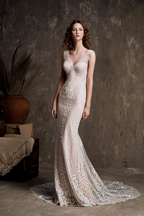 Maven (801500144) Wedding                                          dress by Chic Nostalgia