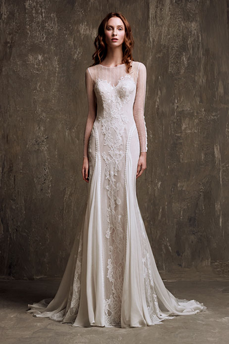Myra (801500211) Wedding                                          dress by Chic Nostalgia