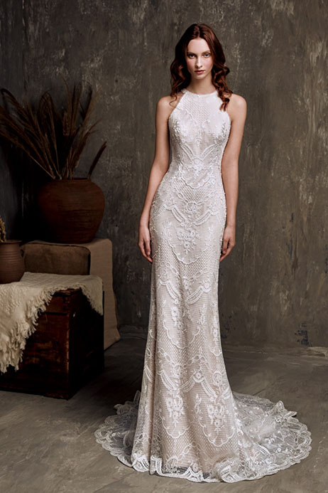 Peri (801500155) Wedding                                          dress by Chic Nostalgia