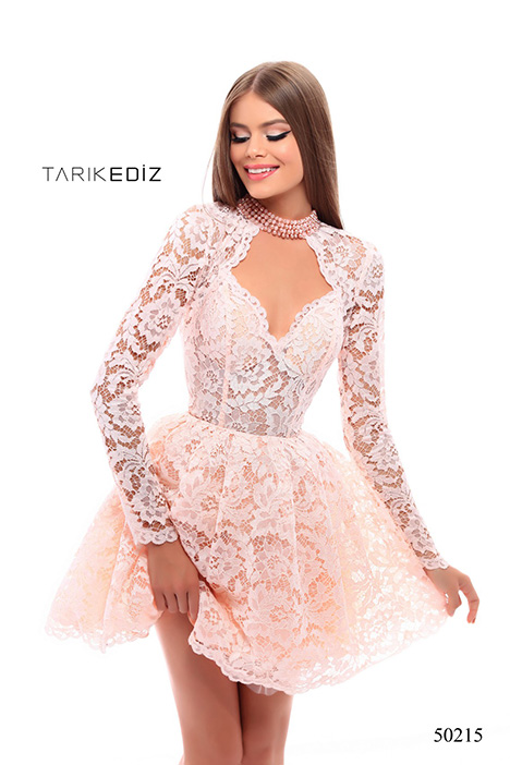50215 Prom dress by Tarik Ediz: Prom