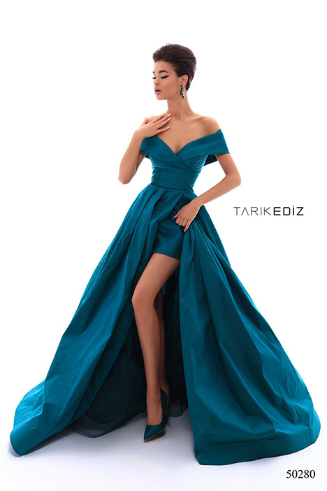 (50280) BADE Prom dress by Tarik Ediz: Prom