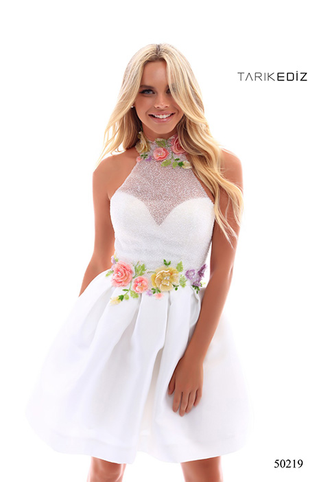 50219 gown from the 2018 Tarik Ediz: Prom collection, as seen on dressfinder.ca