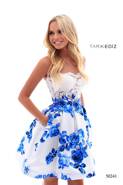 (50241) MYRIAM Prom                                             dress by Tarik Ediz: Prom
