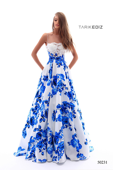 (50231) KAYRA Prom                                             dress by Tarik Ediz: Prom