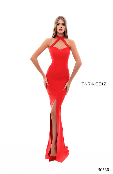 (50330) TEQUILA (2) Prom dress by Tarik Ediz: Prom