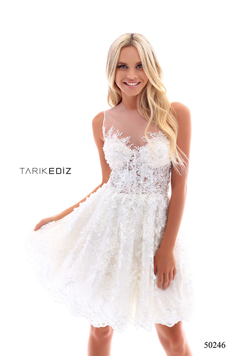 (50246) NIGHT Prom                                             dress by Tarik Ediz: Prom