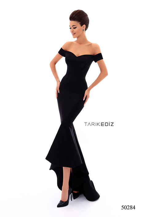 (50284) CROSS (3) Prom dress by Tarik Ediz: Prom