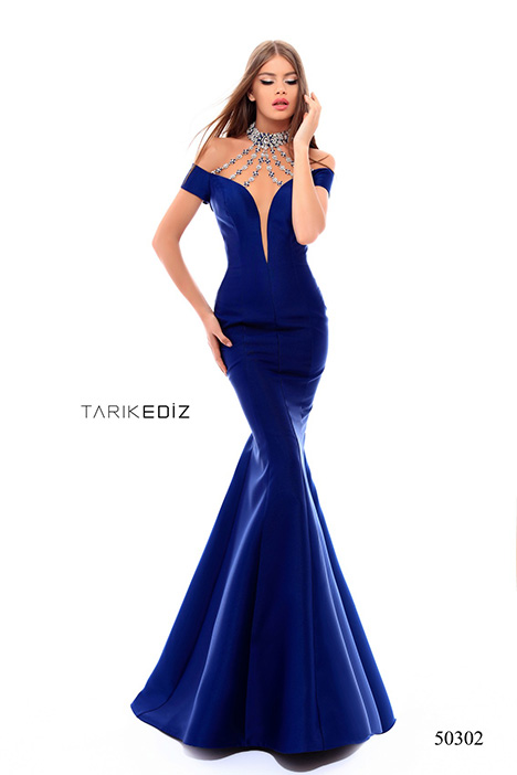 (50302) MARK?Z (4) Prom dress by Tarik Ediz: Prom