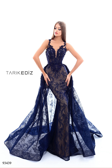 93439 (3) Prom dress by Tarik Ediz: Evening Dress