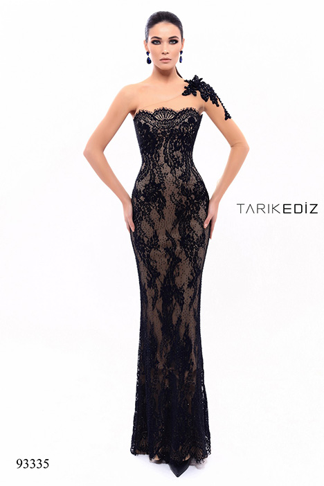 93335 (2) gown from the 2018 Tarik Ediz: Evening Dress collection, as seen on dressfinder.ca