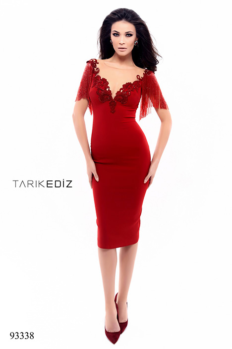 93338 (2) gown from the 2018 Tarik Ediz: Evening Dress collection, as seen on dressfinder.ca