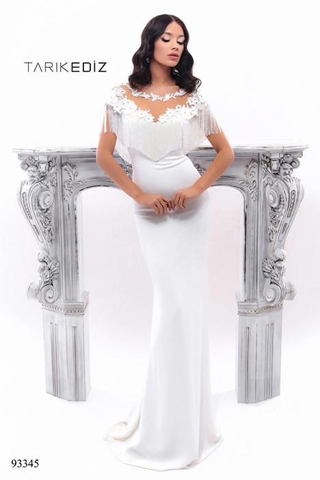 93345 Prom                                             dress by Tarik Ediz: Evening Dress