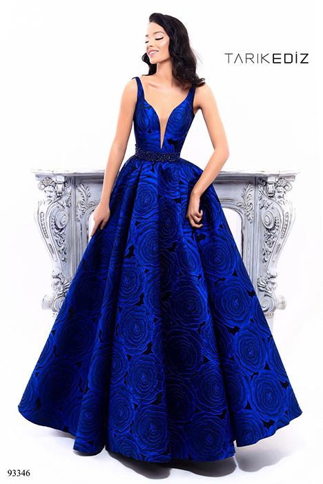 93346 Prom                                             dress by Tarik Ediz: Evening Dress