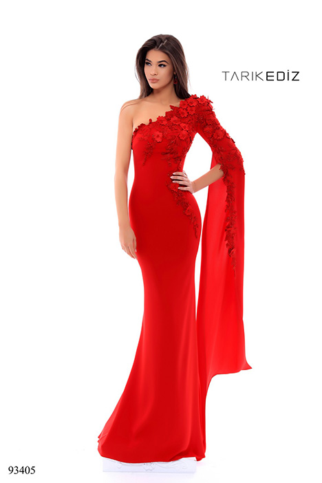 93405 Prom dress by Tarik Ediz: Evening Dress