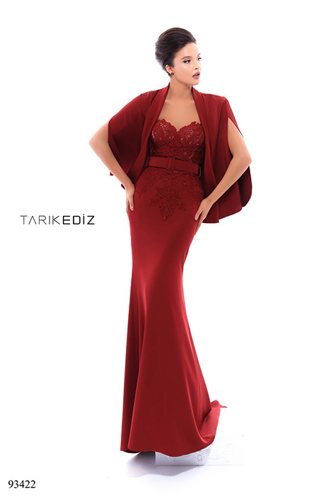 93422 (2) gown from the 2018 Tarik Ediz: Evening Dress collection, as seen on dressfinder.ca