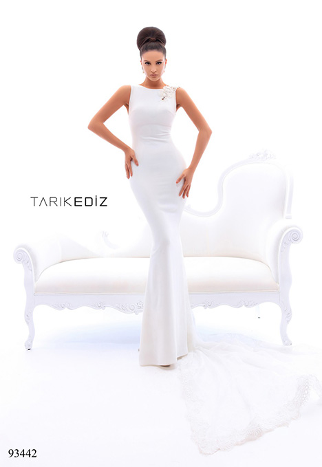 93442 gown from the 2018 Tarik Ediz: Evening Dress collection, as seen on dressfinder.ca