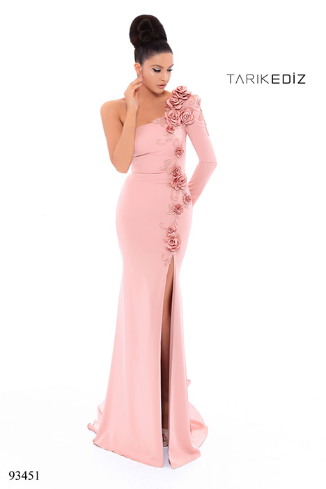93451 Prom dress by Tarik Ediz: Evening Dress