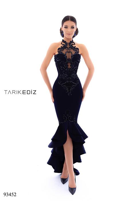 93452 Prom dress by Tarik Ediz: Evening Dress
