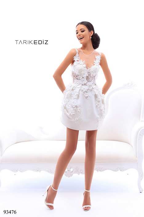 93476 Prom                                             dress by Tarik Ediz: Evening Dress