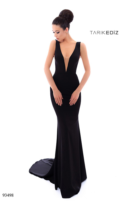 93498 (2) gown from the 2018 Tarik Ediz: Evening Dress collection, as seen on dressfinder.ca