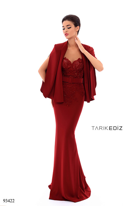 93422 (3) gown from the 2018 Tarik Ediz: Evening Dress collection, as seen on dressfinder.ca