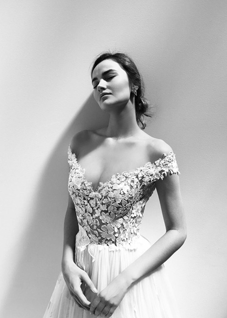 Blossom Wedding                                          dress by Alon Livne : White