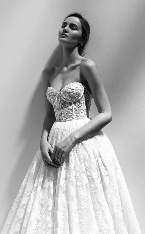 Camille Wedding dress by Alon Livne : White