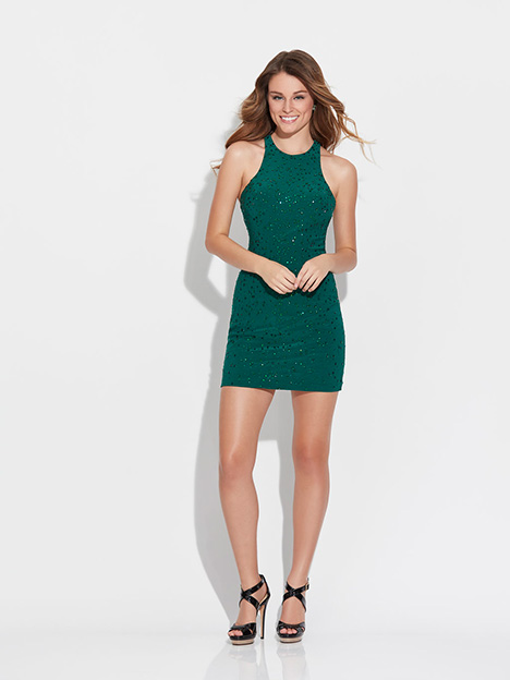 17-505 (Green) Prom                                             dress by Madison James Special Occasion