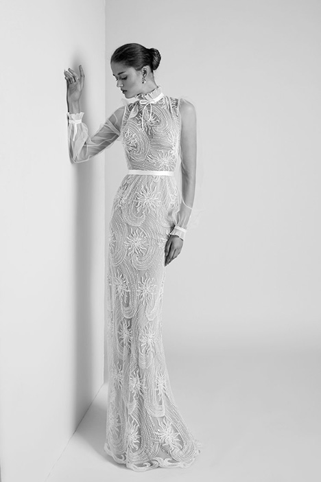 Dahlia Wedding                                          dress by Alon Livne : White