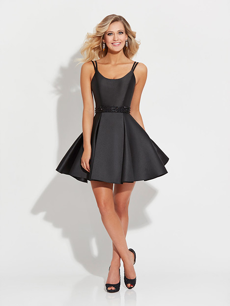 17-508 (Black) Prom                                             dress by Madison James Special Occasion