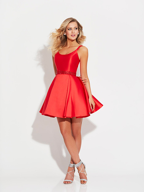 17-508 (Red) Prom                                             dress by Madison James Special Occasion
