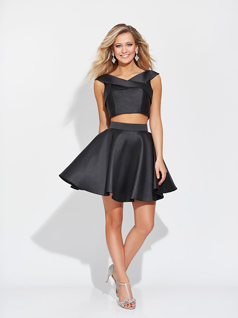 17-509 (Black) Prom                                             dress by Madison James Special Occasion