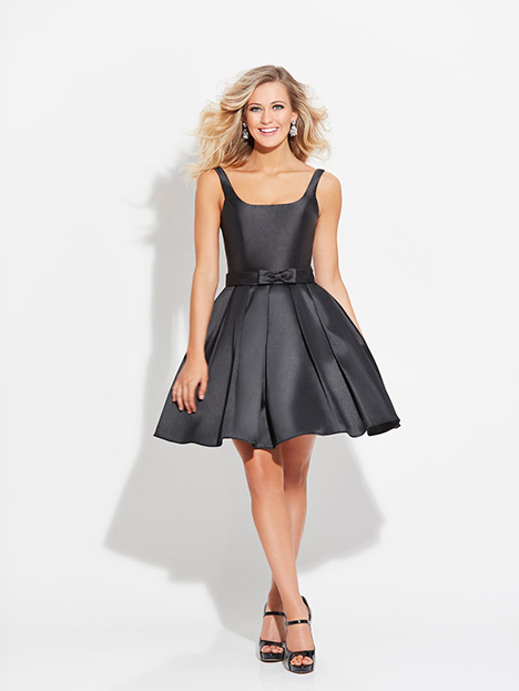 17-510 (Black) Prom                                             dress by Madison James Special Occasion