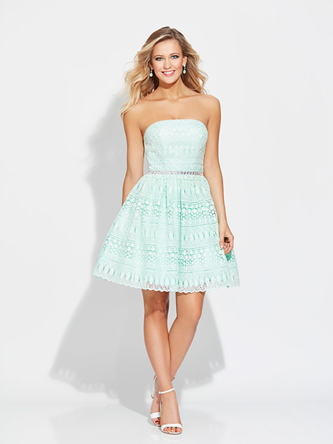 17-600 (Mint) Prom dress by Madison James Special Occasion