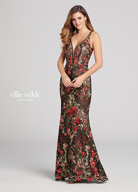 EW21807 Prom                                             dress by Ellie Wilde