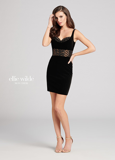 EW21813 gown from the 2018 Ellie Wilde collection, as seen on dressfinder.ca