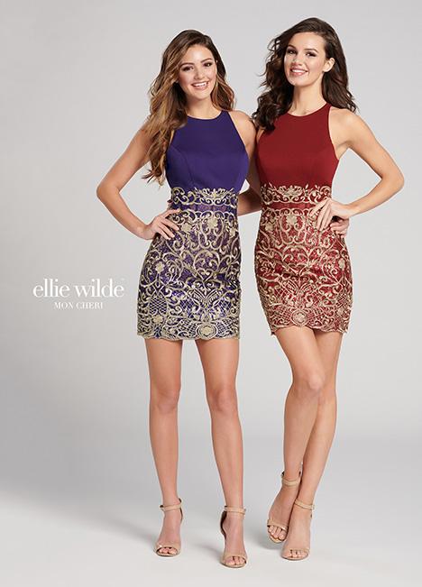 EW21821 Prom                                             dress by Ellie Wilde