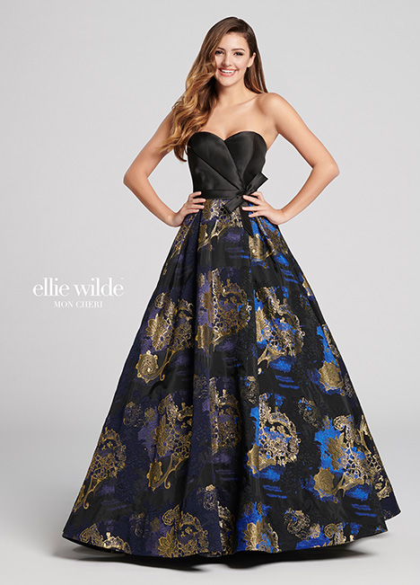 Style EW21822 gown from the 2018 Ellie Wilde collection, as seen on dressfinder.ca
