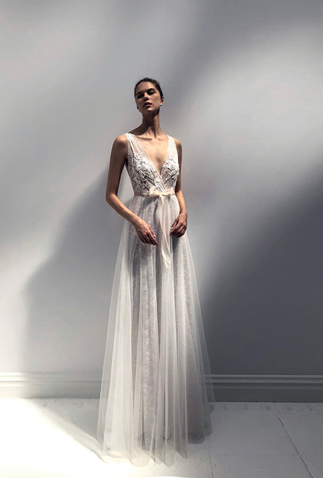 Tracy Wedding dress by Alon Livne : White