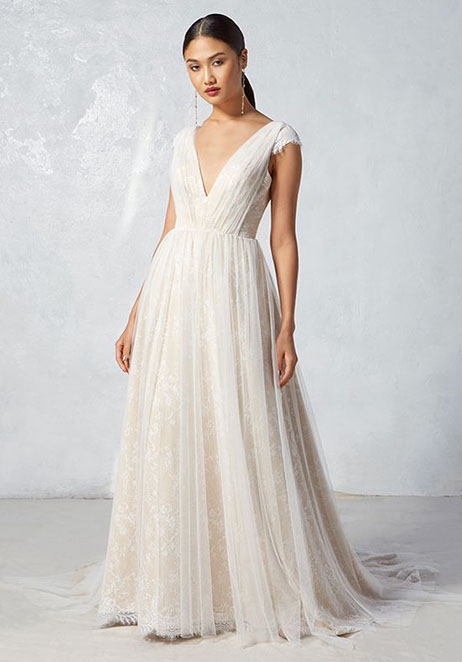 Audra Wedding dress by Ivy & Aster