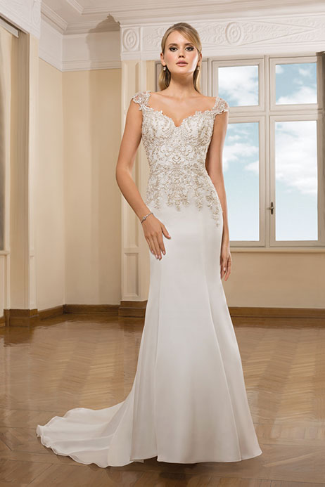 7881 Wedding                                          dress by Cosmobella